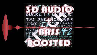 3D AUDIO BASS BOOSTED P A C E Prod CB97 3RACHA