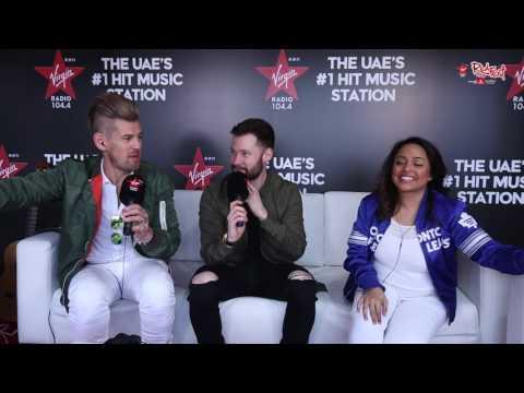 RedFestDXB Interview - Calum Scott
