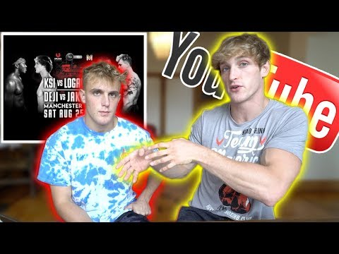 HOW TO WATCH THE KSI VS. LOGAN PAUL FIGHT