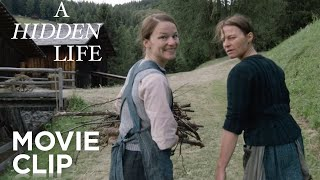 A HIDDEN LIFE | We Lived Above The Clouds Clip | FOX Searchlight