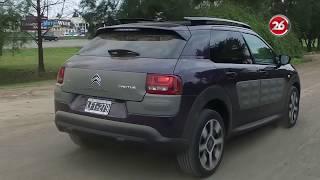 Contacto Citroën C4 Cactus en MotorWeek - Canal 26