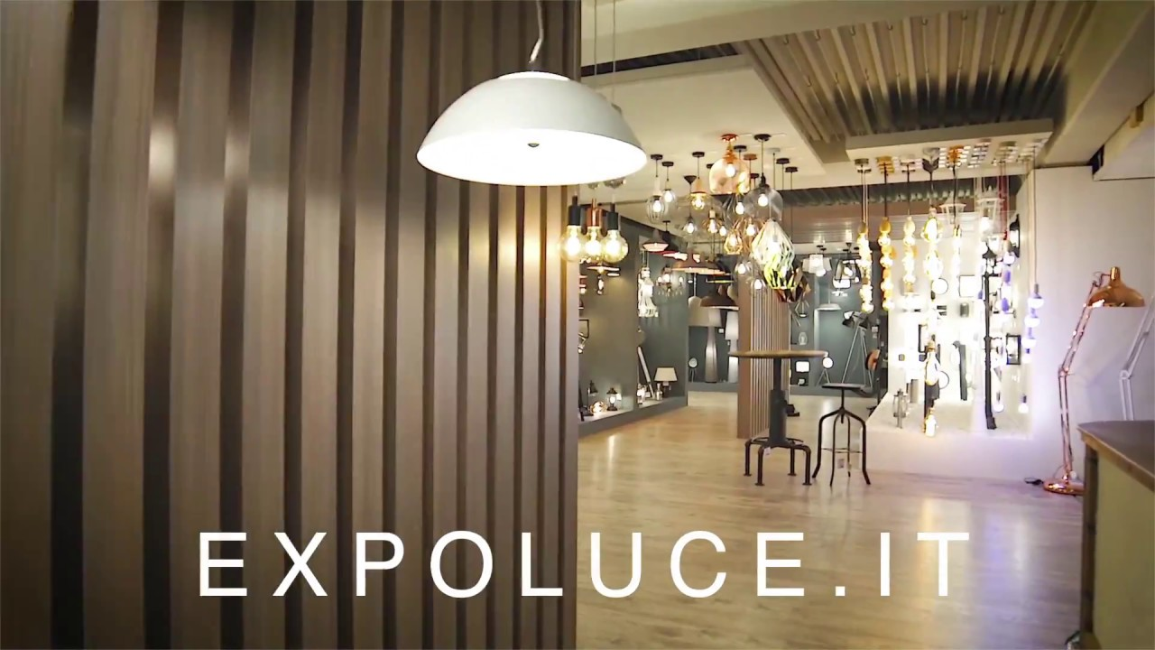 Negozio Lampadari Roma Gra.Expo Luce Idee Per Illuminare Youtube