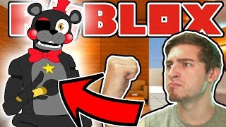 LEFTY BREAKS INTO MY HOME AND ROBS ME! Roblox FNAF 6: Lefty's Pizzeria ROLEPLAY