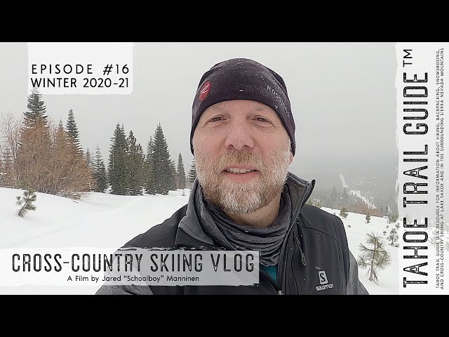 Outdoor VLOG 16: Practicing Parallel Turns on Classic XC Skis