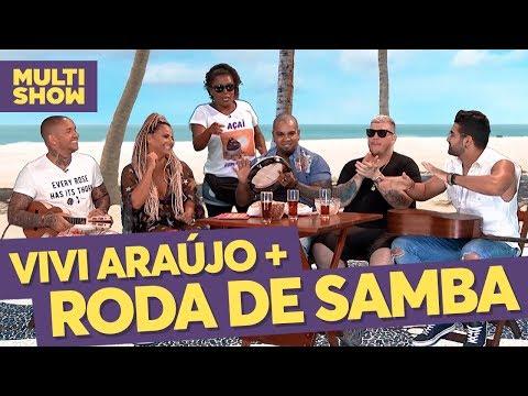 Vivi Araújo + Roda De Samba  TVZ Verão Copacabana  Música Multishow