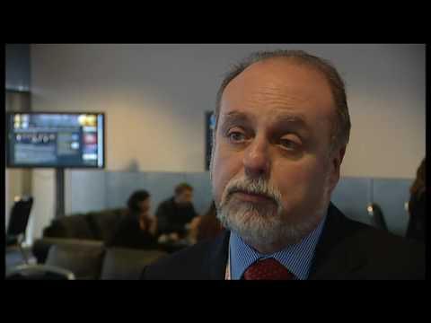 Joe Cappello, CEO, Air Malta @ WTM 2009