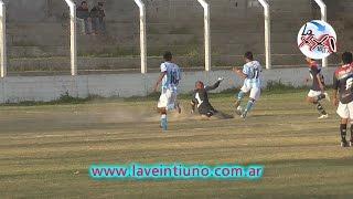 Liga Andalgalense de Futbol - Racing vs Unión Aconquija (Anual 2016 - 3º Fecha Vuelta)