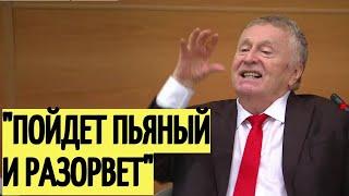 Жириновский назвал ГЛАВНЫЕ причины СТРАХА Запада перед Россией