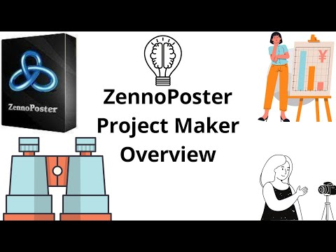ZennoPoster Project Maker Overview   ZennoPoster Tutorial