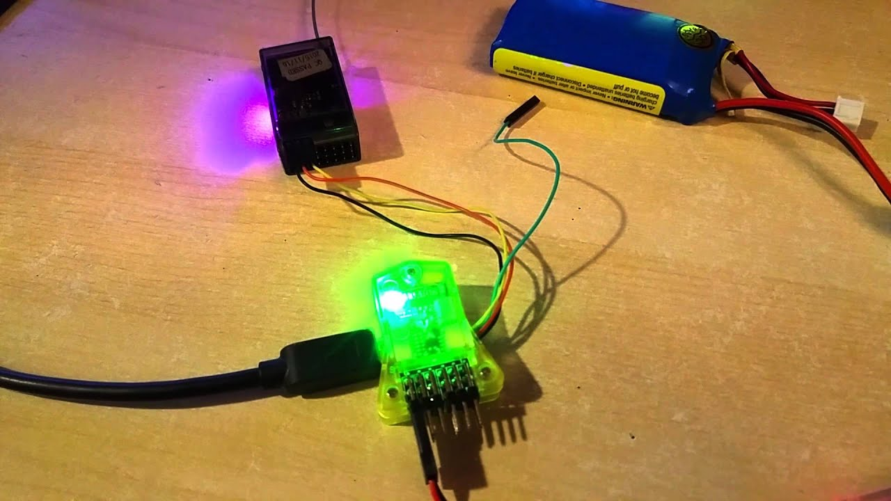 maxresdefault cc3d mini atom sbus to r9d wiring and test youtube  at mifinder.co