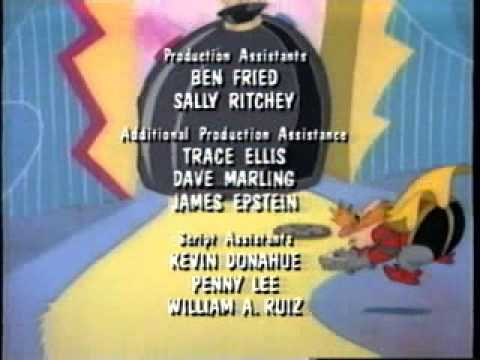 Closing To Adventures Of Sonic The Hedgehog Sonic S Song 1994 Vhs Youtube