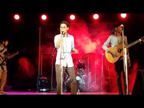 Gantha Bubar - First Live Performance By Koloma Band