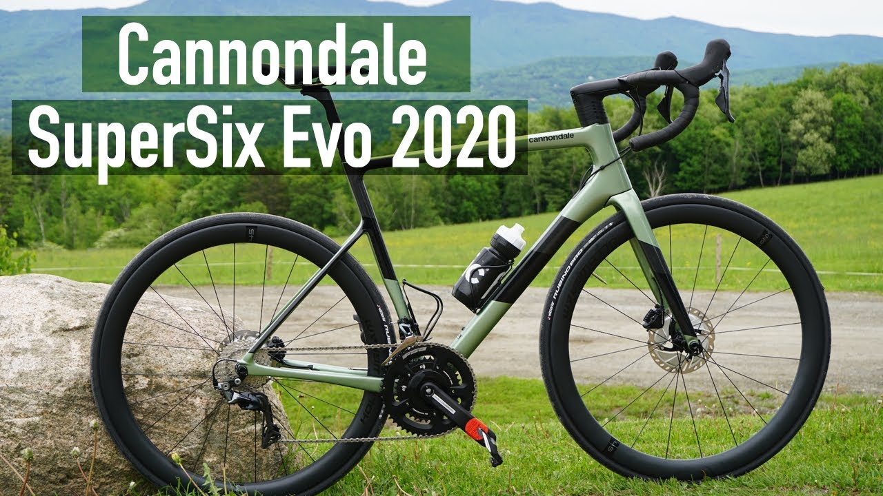 Cannondale SuperSix Evo 2020   First Look - radically redesigned race bike