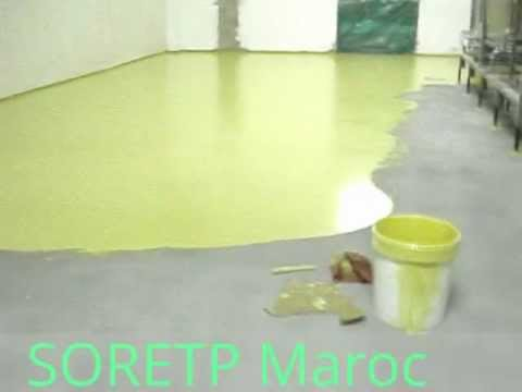 application resine epoxy industrielle maroc youtube. Black Bedroom Furniture Sets. Home Design Ideas