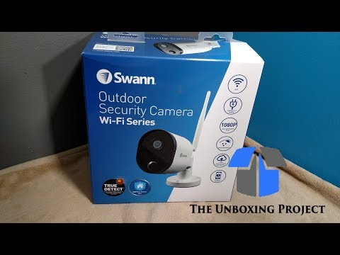 Keeping Footage Safe In The Cloud | Safe by Swann Outdoor WiFi Camera Review