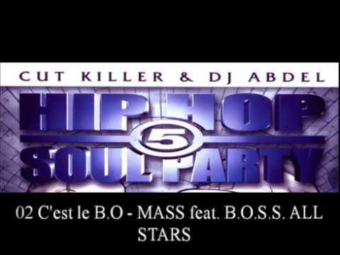 Dj Cut Killer - HIP HOP SOUL PARTY 5 ( entier )