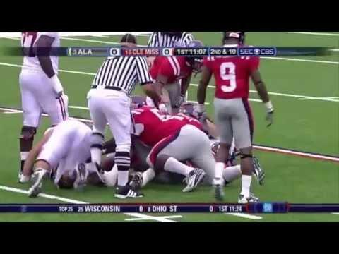 2009 3 Alabama Vs 20 Ole Miss Highlights
