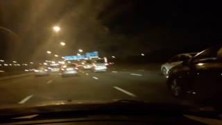 Dubai to Ajman on Emirates road@140+ speed in Nissan, Altima