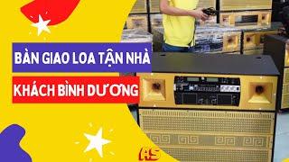 Loa Karaoke 4 Tấc Đôi - Khách Gọi Mua Ngay Sau Khi Clip Vừa Đăng - Giao Loa Karaoke Bình Dương
