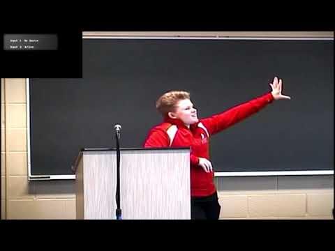 College Life - Speeches at Alverno College ( Speech 2 -CM125 The Dehumanization of Disney Villains)