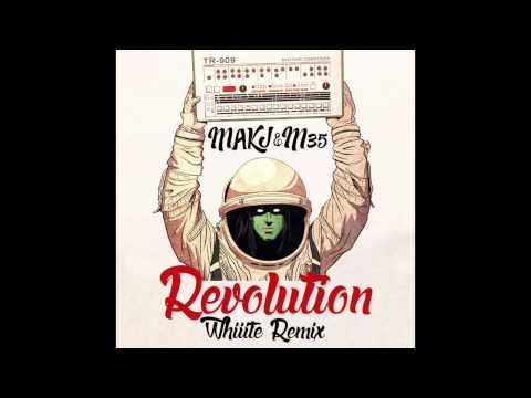 Revolution (Whiiite's Future1Hundred Remix) - MAKJ & M35 (Audio)   WhiiiteOfficial