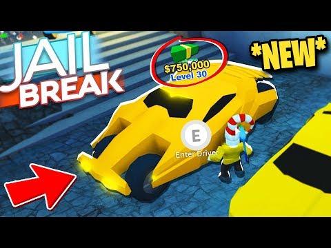BUYING *NEW* Bat Mobile (Roblox Jailbreak)