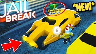 BUYING *NEW* Bat Mobile (Roblox Jailbreak)
