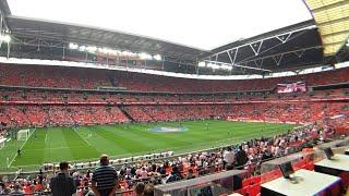 🔴 LIVE MANCHESTER UNITED V TOTTENHAM HOTSPUR I FA CUP SEMI-FINAL WEMBLEY STADIUM | HAYTERS TV