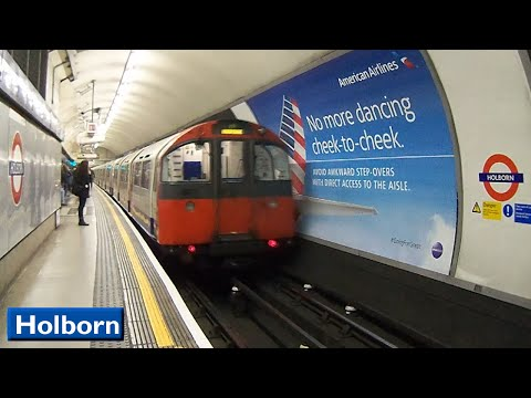 London Underground: Holborn | Piccadilly line (1973 Tube Stock)