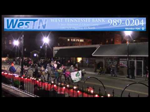 Chester County Christmas Parade 12-03-15