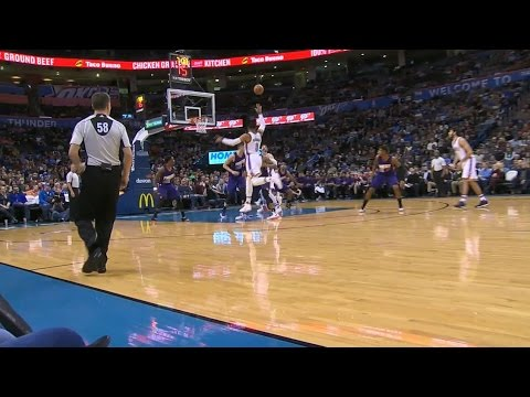 Russell Westbrook 26 Points, 22 Assists, 11 Rebounds vs Phoenix | 12.17.16