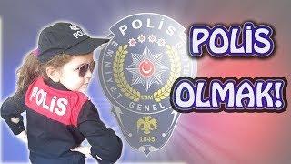 Polis olmak ! Polislik mesleğini anlatıyorum.