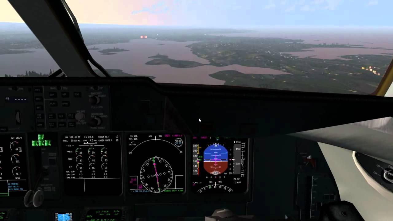 Finnair mcdonnell douglas md-11 for fsx.
