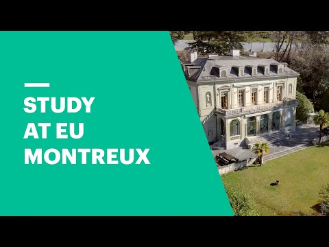 EU Montreux: Personalized Business Education In A Stunning Setting