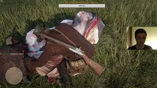 Red Dead Redemption 2   Прохождение №9   Развлечения в лагере