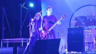BalduR-At the Gates of Valhalla (LiveRock Pataguas 2014)