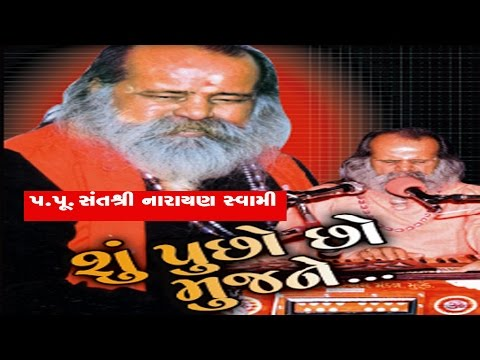 Narayan Swami - Bhavya Santvani (Su Puchho Chho Mujne)