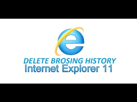 how to permanently delete internet history