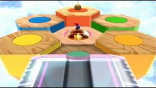 Super Mario Galaxy 2: Silver Chomp Grudge Match