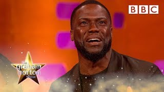 Kevin Hart had the WORST life advice for his kids 😂 |The Graham Norton Show - BBC