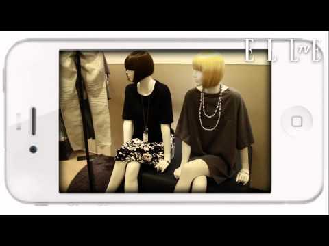 【ELLE TV JAPAN】Tokyo Fashion Shop. Alpha A.