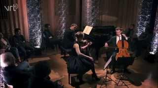 Mosa Trio - Mendelssohn: Pianotrio no. 1 in d minor: II. Andante con moto tranquillo