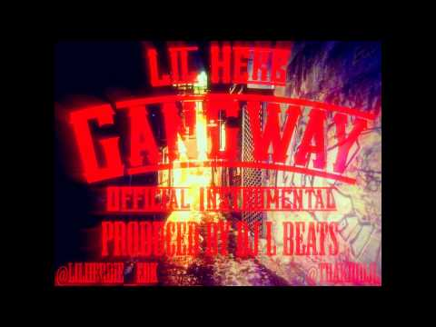 Lil Herb - Gangway Official Instrumental (Prod. By DJ L Beats)