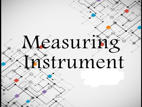Measuring Instrument Physics | Phyacademy