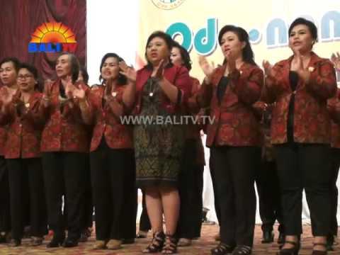 Bali Channel Tourist TV Ode Nant Textile