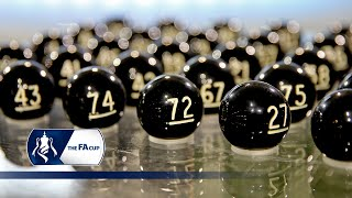 The FA Cup 2014-15 Third Round Draw | FATV Live