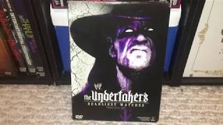 WWE The Undertakers Deadliest Matches DVD Review