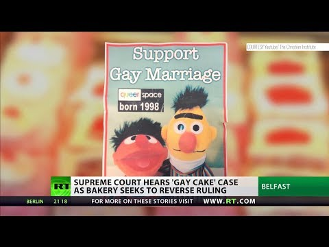 Supreme Court hears 'gay cake' case as bakery seeks to reverse ruling (Debate)