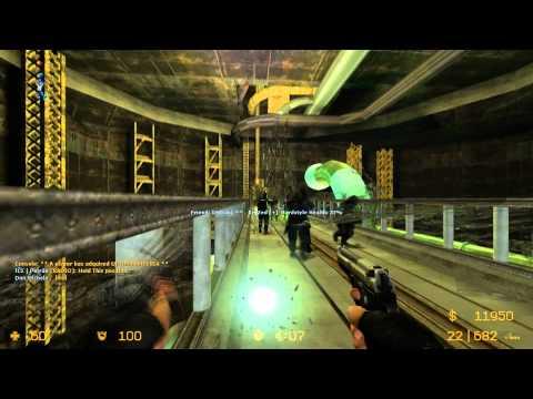 [CSS Zombie Escape] Mako Reactor Extreme 2 WIN