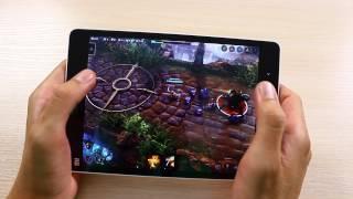 Тест Игр на Xiaomi Mi Pad: VainGlory, WOT BLitz, Modern Combat 5, Implosion, NFS Most Wanted итд